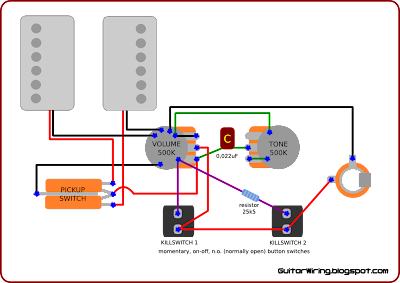 The Guitar Wiring Blog  diagrams and tips: October 2010