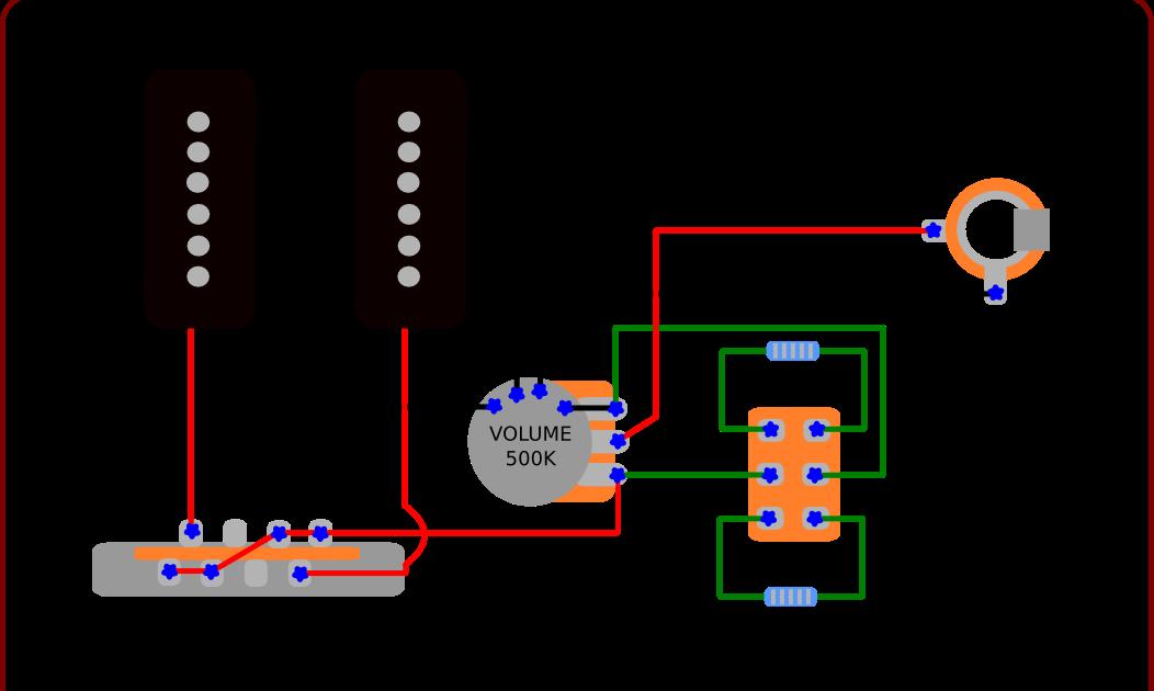 single pickup guitar wiring diagrams bluebird bus diagram the blog - and tips: for p90 pickups (soapbars, dog ears)