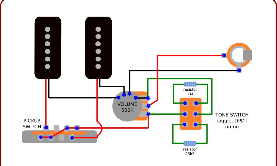 The Guitar Wiring Blog  diagrams and tips: Wiring for P90