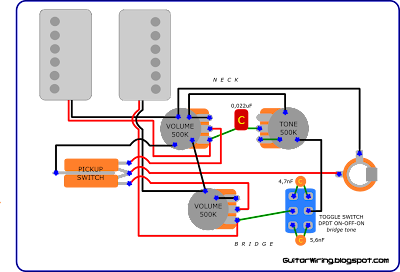 3 Position Toggle Switch On Off Wiring Diagram Car Water Temperature Gauge The Guitar Blog - Diagrams And Tips: Mod For Gibson Guitars More Aggression