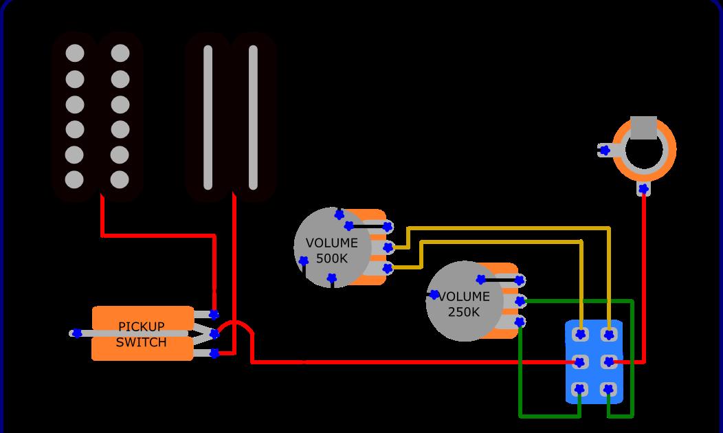 Explorer Guitar Wiring Diagram