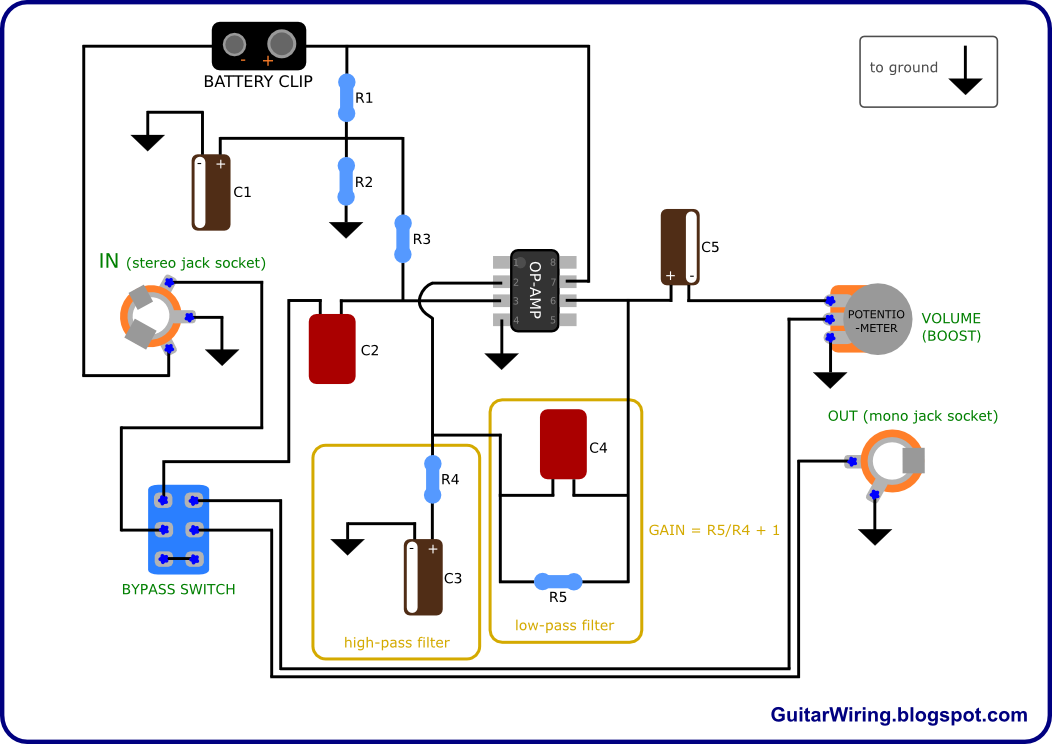 The Guitar Wiring Blog  diagrams and tips: Design Your