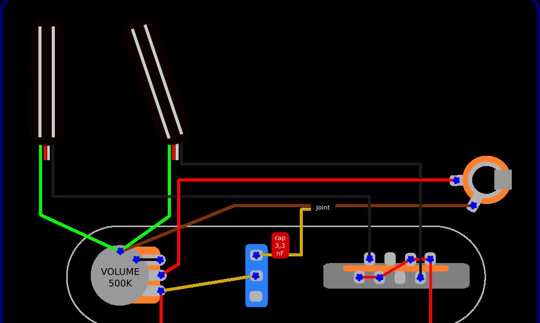 Dimarzio Dp181 Wiring Diagram