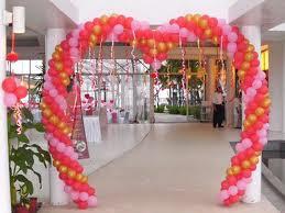 balon gate ulang tahun