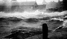 Lerwick harbour archive photo