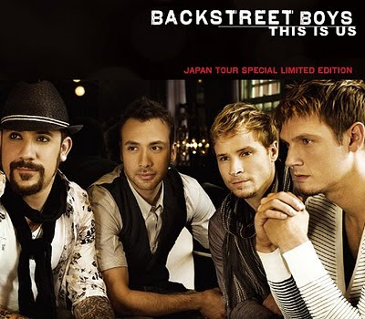 BSBD: Backstreet Boys - Japan Tour (DvD HD) (2010)
