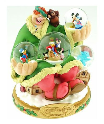 Mickeys Christmas Carol Minnie.Disney Snowglobes Collectors Guide Mickey S Christmas Carol