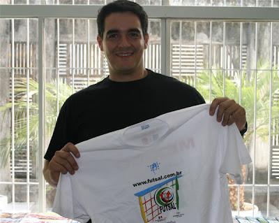 Independente Futsal-Como foi o inicio de sua carreira  Tuca- Foi tudo meio  inusitado  ef94254b49d8a