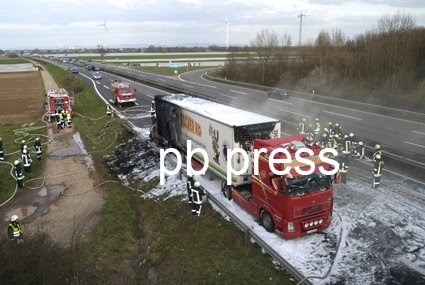 Lkw Unfall A65 Heute