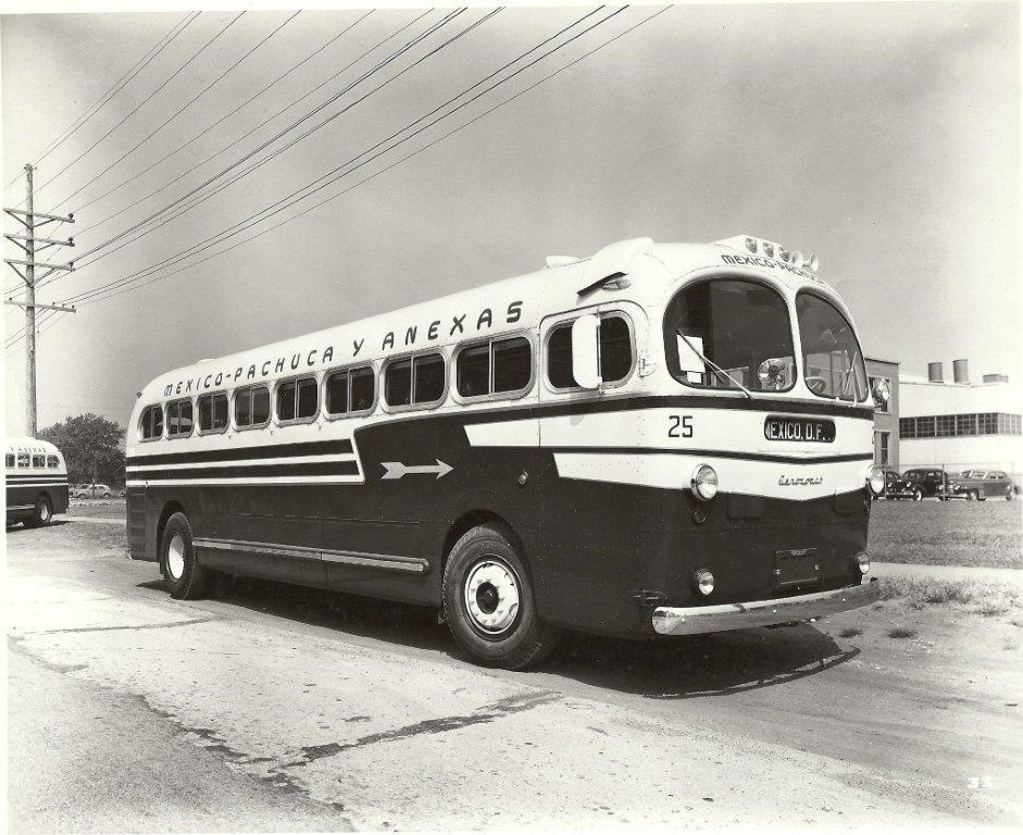 POR LOS CAMINOS DE AMERICA: Autobuses del Noreste (1ª parte)