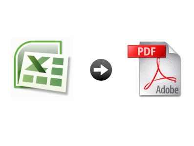 Manual pdf Excel converter Big files