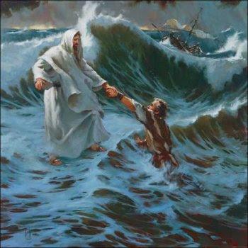 Cubbiefan's Notes: Jesus walks on water...Matthew 14:22-33