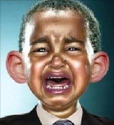 Resultado de imagem para cartoon cry obama