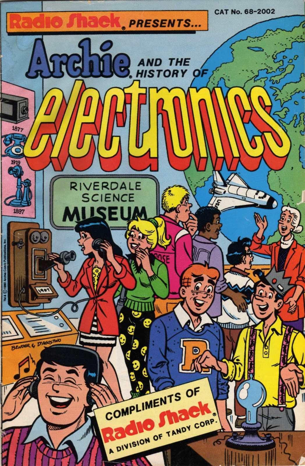 ARCANE RADIO TRIVIA: Archie and THE HISTORY OF ELECTRONICS!