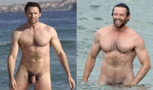 Hugh jackman naked picture