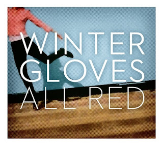 Winter Gloves - All Red