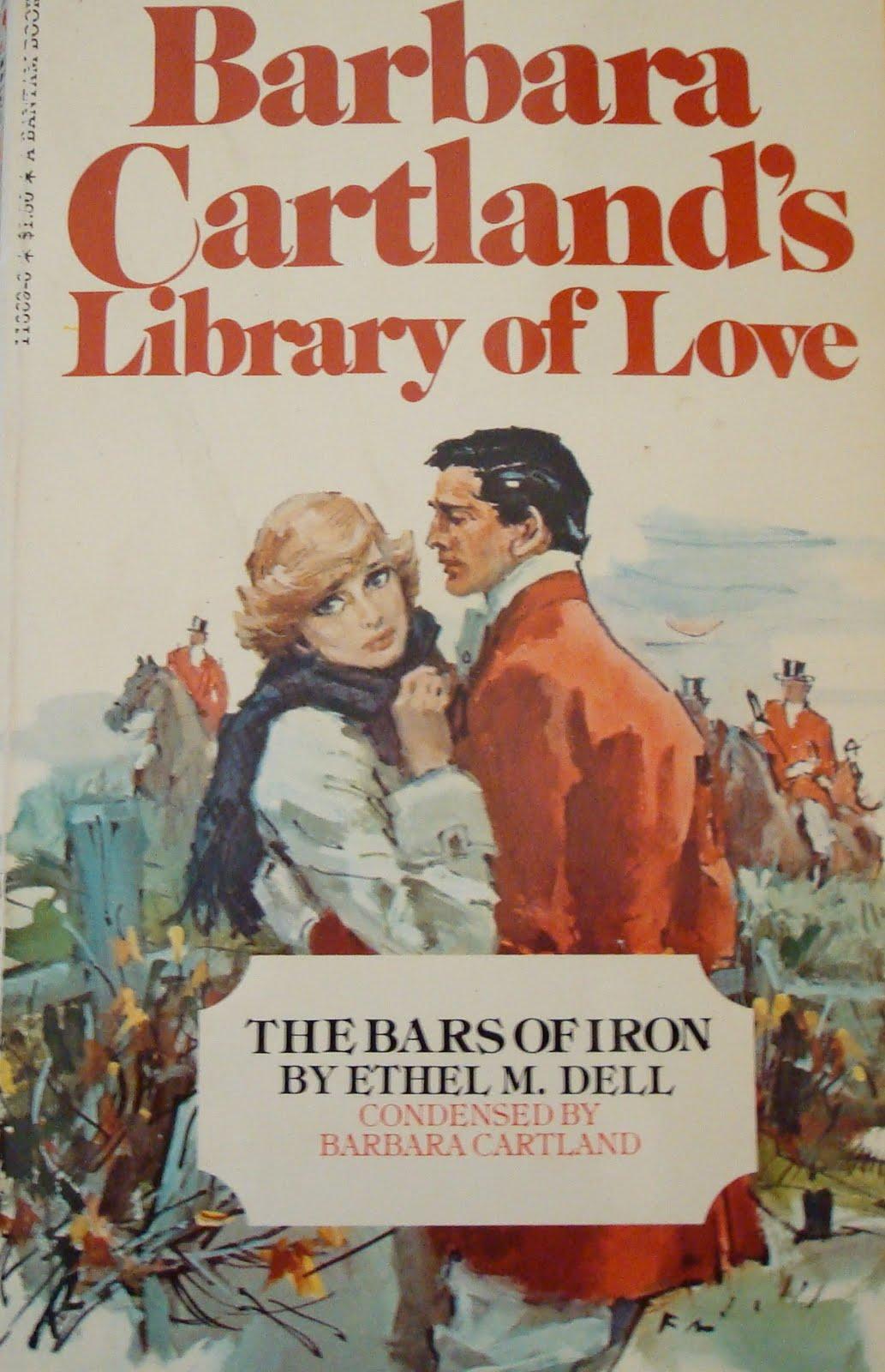 Barbara Cartland Books And Cover Art May 2010