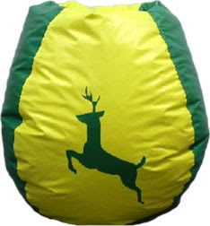 LoungeSacs | Bean Bag Furniture and Beanbag Chairs: John Deere