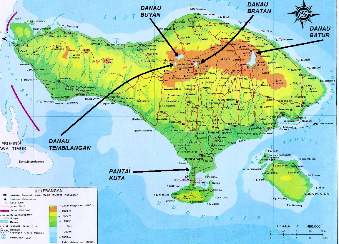 Image Result For Wisata Bedugul Bali Indonesia
