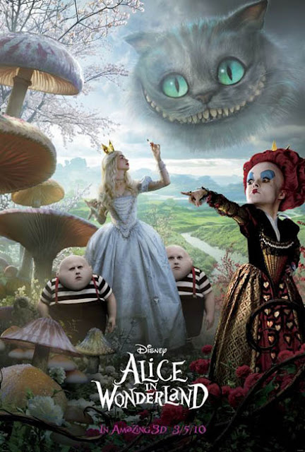 Alice In Tim Burton's Wonderland