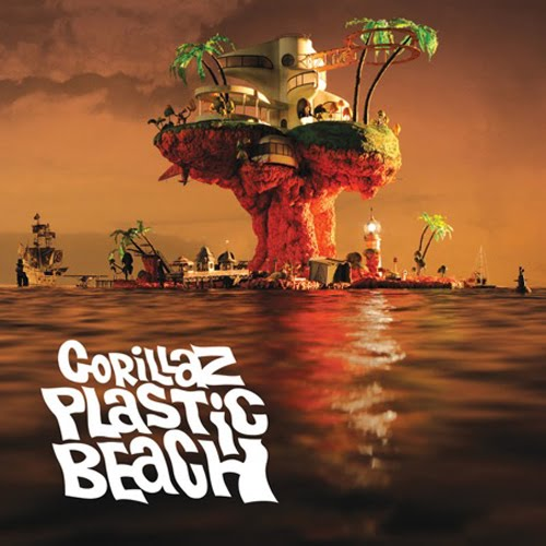 Albums Of The Year 2010 - Gorillaz - Plastic Beach