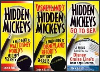 Hidden Mickeys books