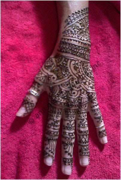 Lower Arm Henna Tattoo: Henna Blog, Henna Tattoo Blog For Spirit Vision Henna