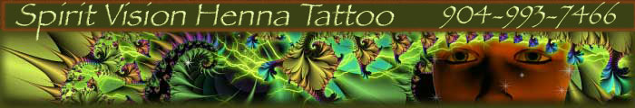 Henna Blog, Henna Tattoo Blog for Spirit Vision Henna.