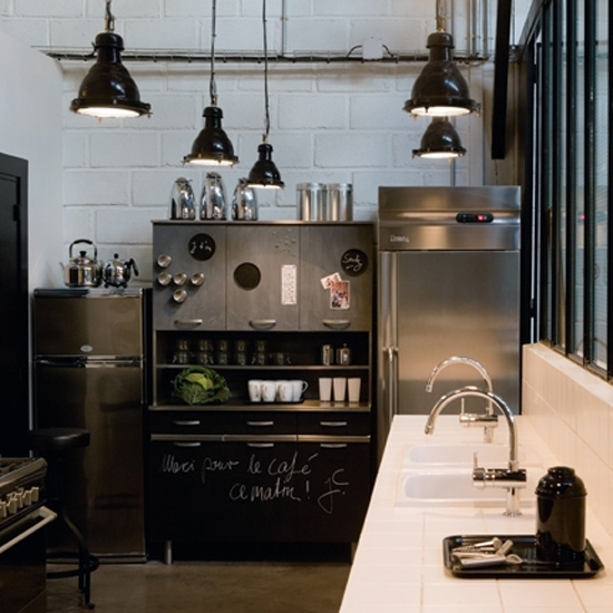 pics of rustic industrial kitchen best home decoration world class. Black Bedroom Furniture Sets. Home Design Ideas