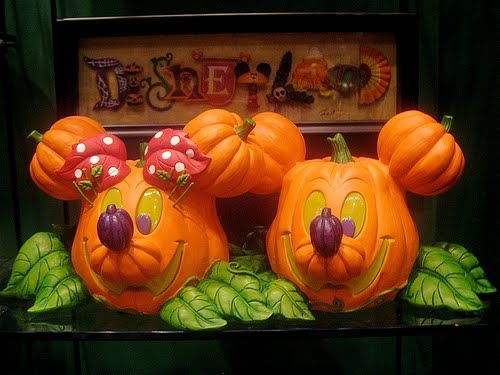 halloween wallpapers mickey minnie halloween pumpkin face