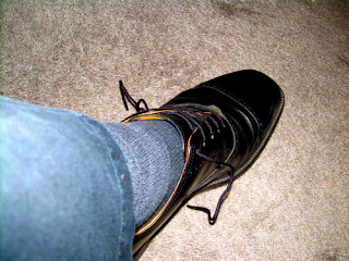 Dress Shoe Laces That Stay Tied