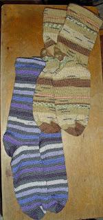 Tangible Daydreams Tutorial Hung Hem On The Circular Sock Knitting