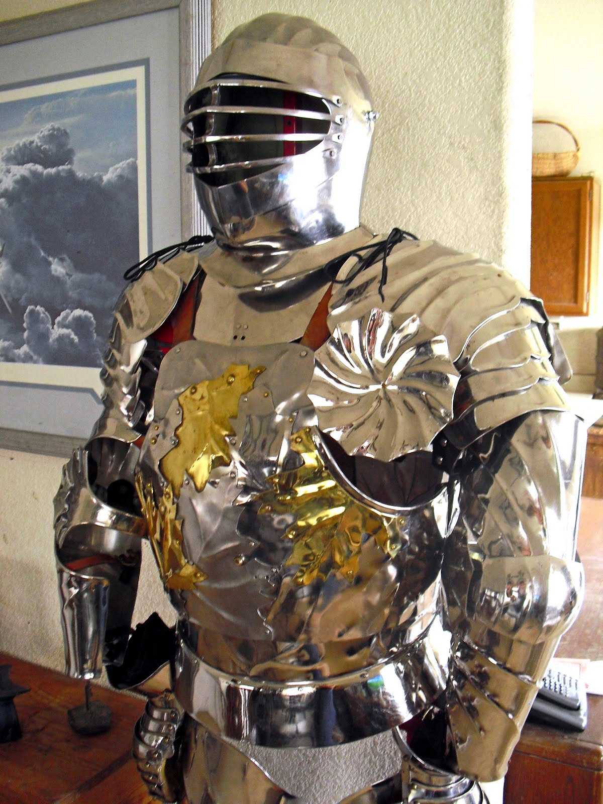 Tangible Daydreams: Armor maker