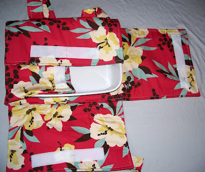 Casserole Carrier {Tutorial}