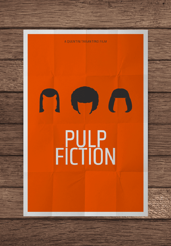 Dreams in Digital: Less is Best: Minimalist Movie Posters