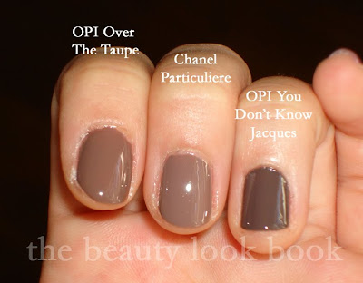 The Beauty Look Book Chanel Les Impressions De Chanel For Spring 2010