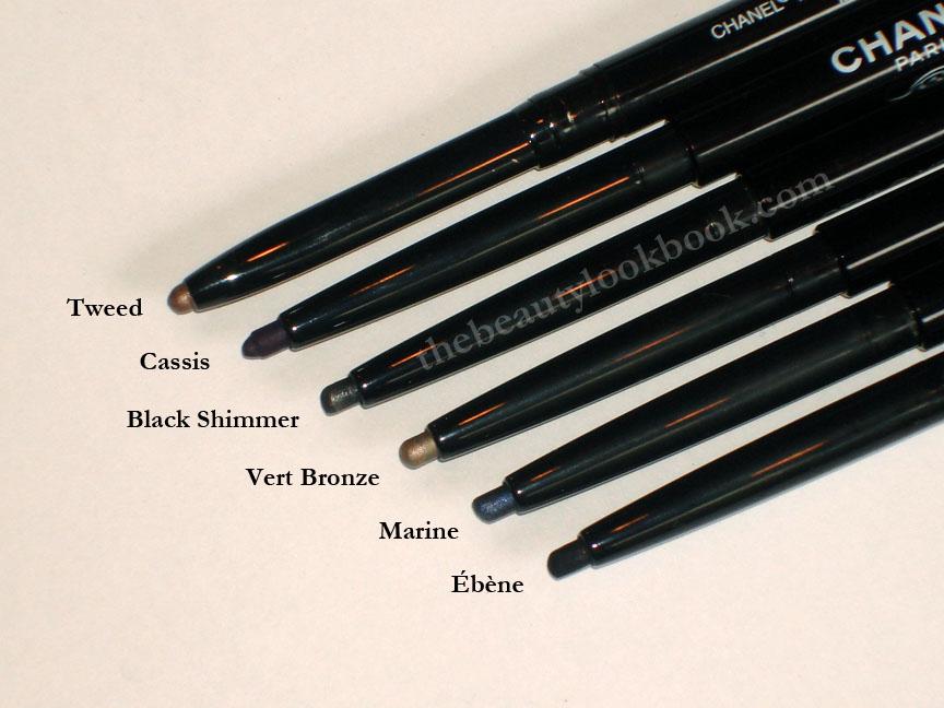 Chanel Stylo Yeux Waterproof Long Lasting Eyeliner The