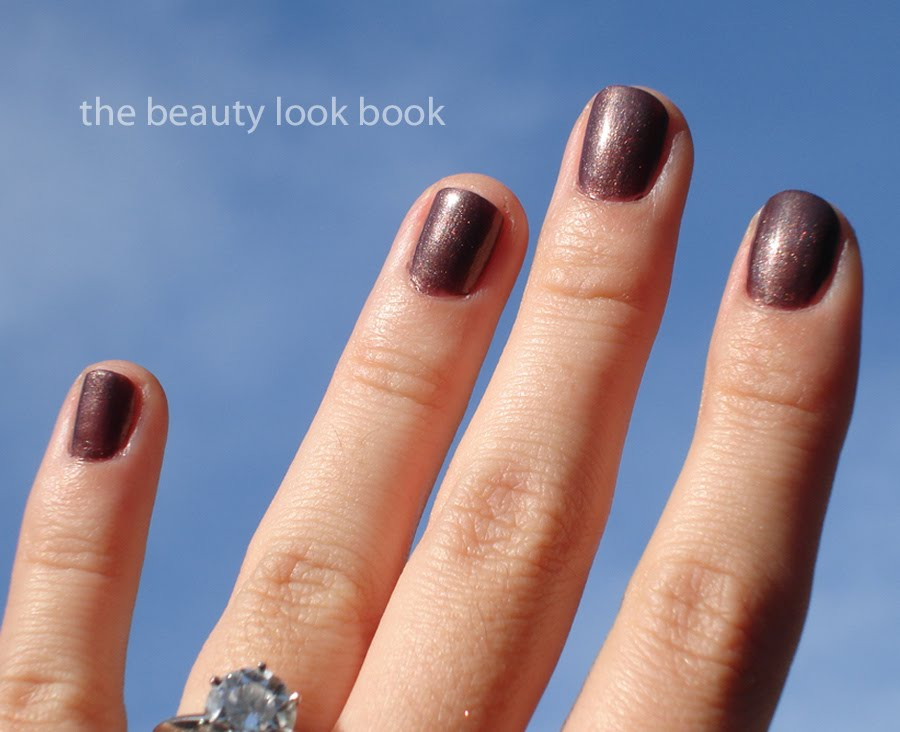 Dior Aztec Chocolate Vernis Chocolate Or Plum The Beauty Look Book