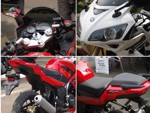 SPESIFIKASI GAMBAR MINERVA R150 VX  Motorcycles