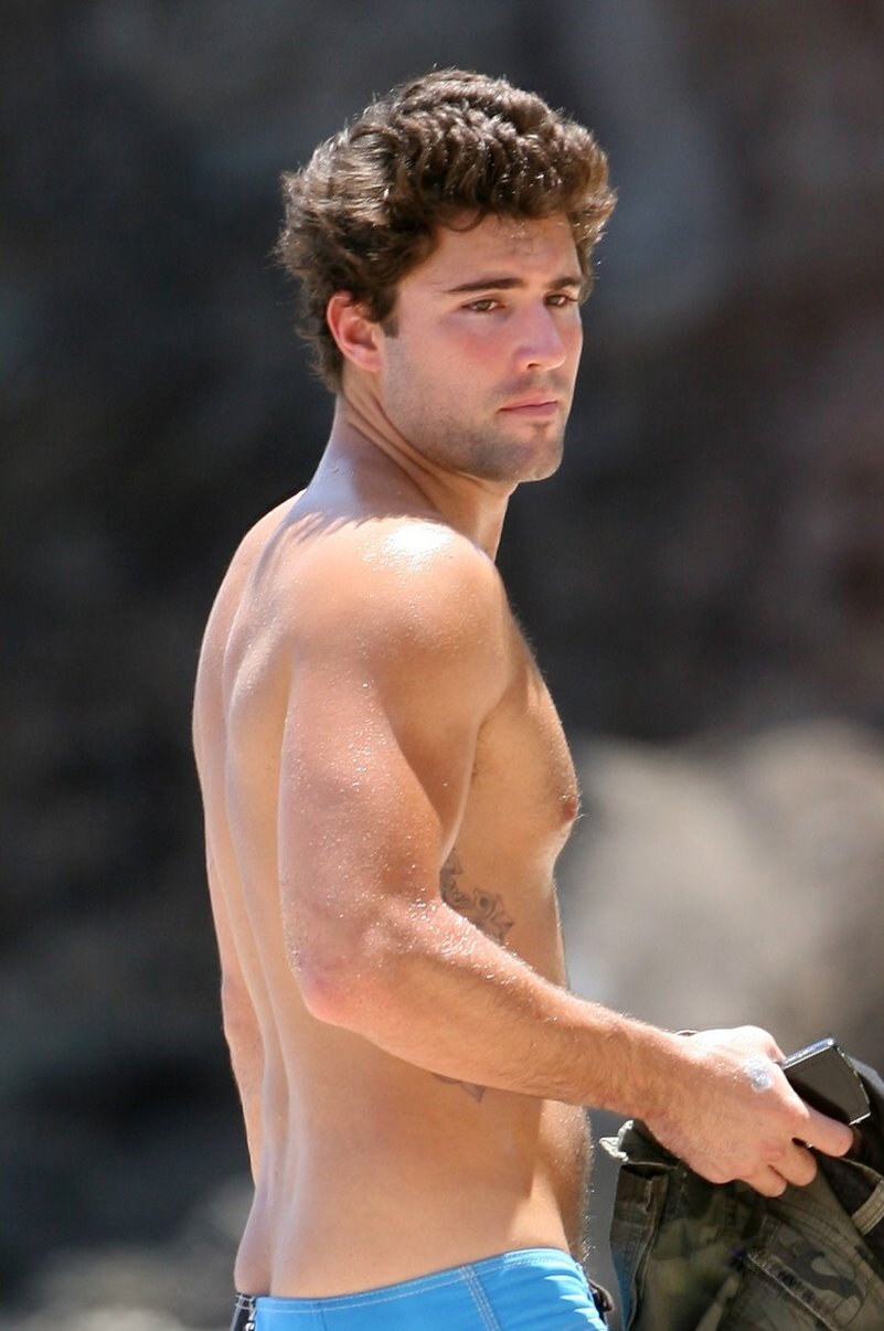 Brody jenner nude cock about one