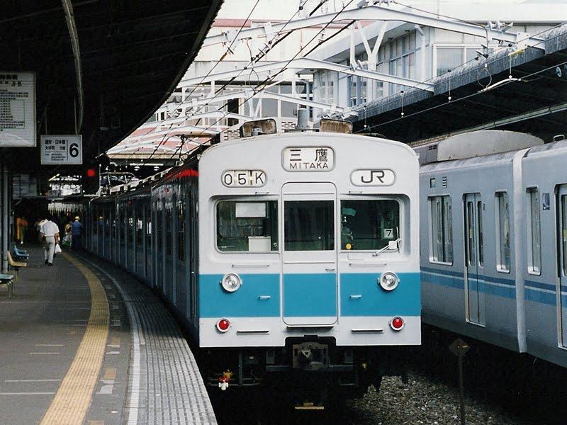 ひみつ86: 営団東西線 なつかし写真・301系-2