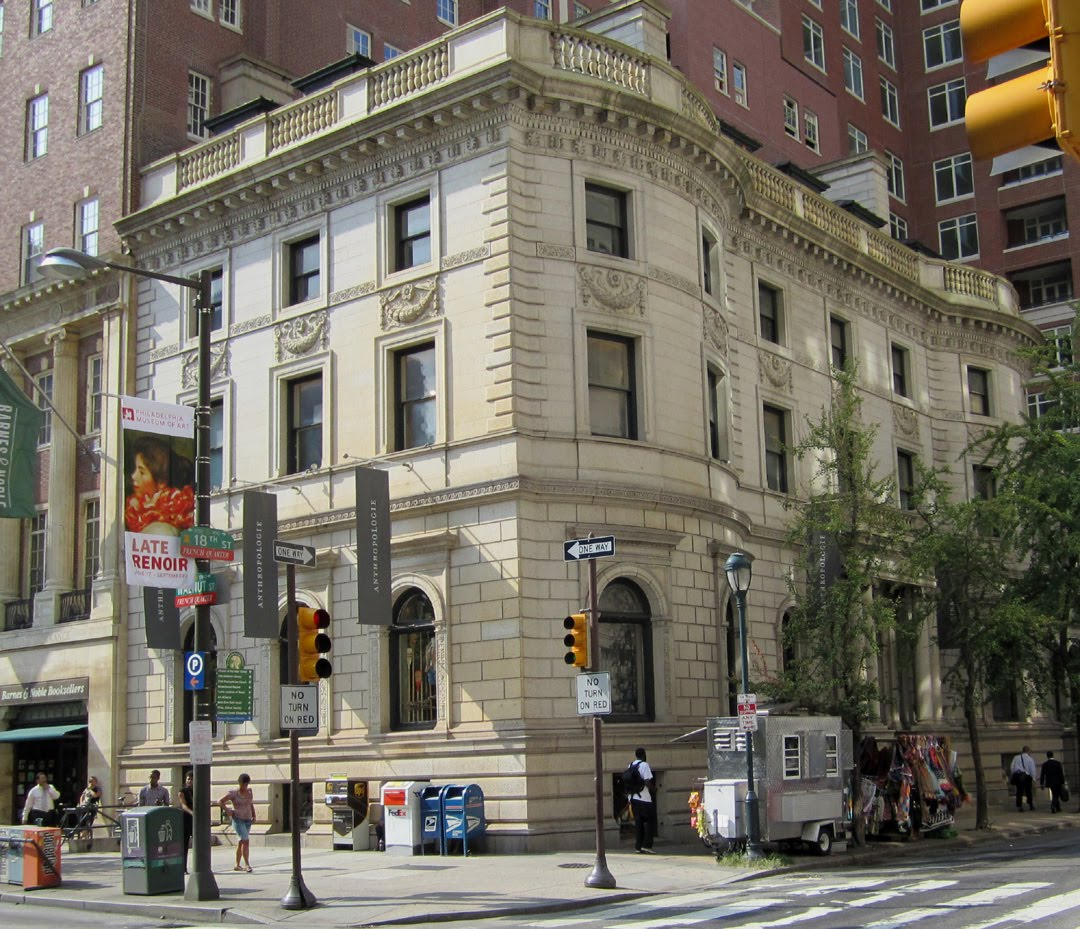 BIG OLD HOUSES: Rittenhouse Square, Philadelphia