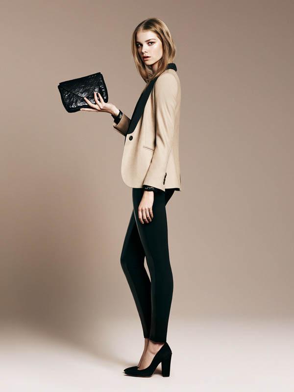 La Feem Zara November Look Book