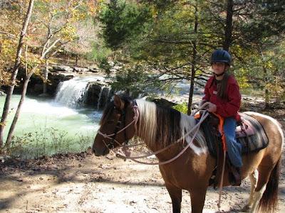 Harmon PFarms: Falling Waters Horse Camp