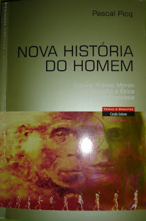 Image result for pascal picq nova historia do homem