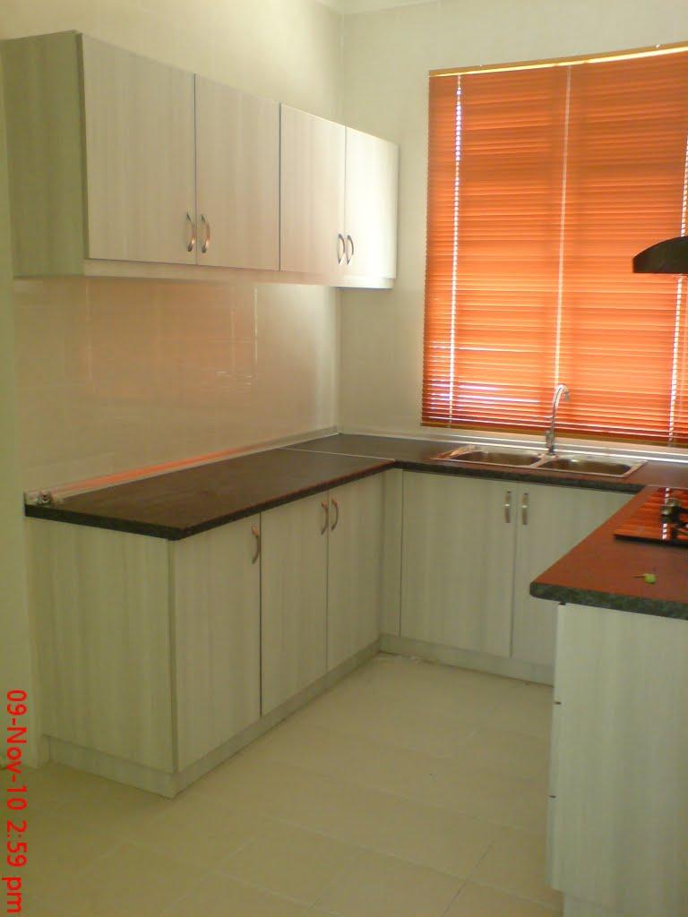 Gambar Kabinet Dapur  Rumah Kampung Rumah Ern