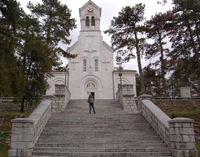 Церковь в Никшиче