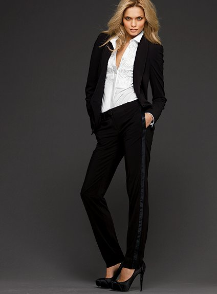 Shop tuxedo pants for women at qrqceh.tk Free Shipping and Free Returns for Loyallists or Any Order Over $!