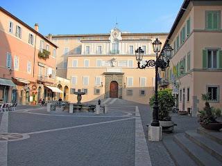 castel gandolfo - Transporte público para Castel Gandolfo