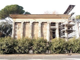 Portunus - Templo de Portunus